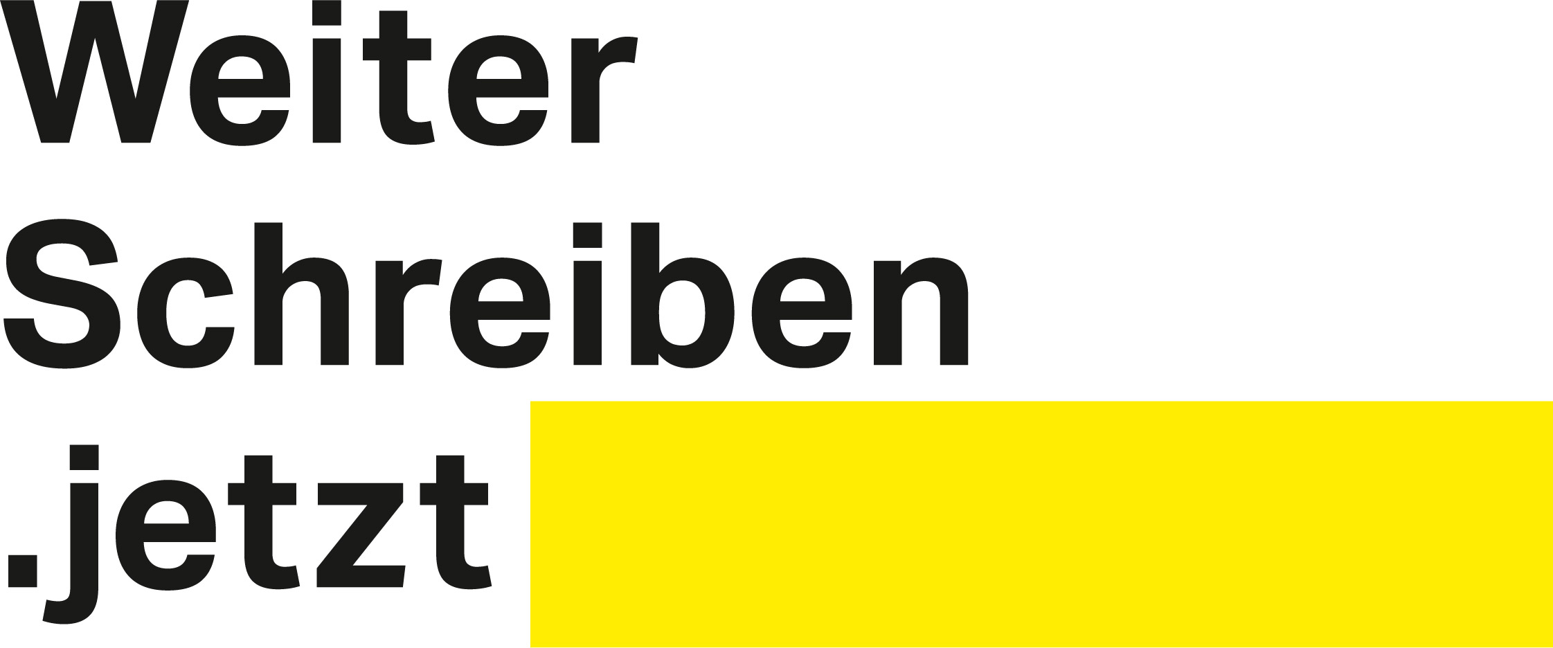 Weiter Schreiben | Gunda-Werner-Institut